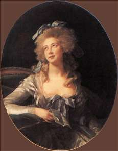 Portrait of Madame Grand