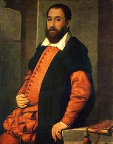 Portrait of Jacopo Foscarini