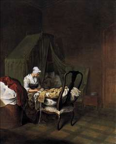 The Lying-in Room (2)