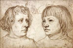 Ambrosius and Hans Holbein