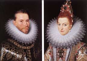 Archdukes Albert and Isabella