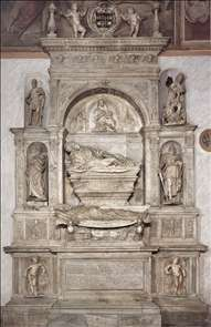 Double Tomb of Antonio Orso and Cardinal Giovanni Michiel