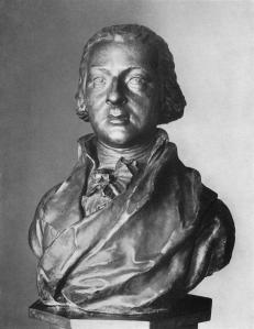 Bust of A. F. Labzin