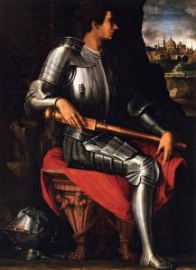 Portrait of Duke Alessandro de' Medici