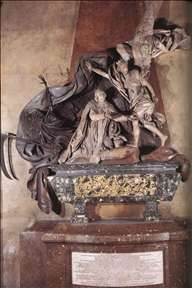 Funeral Monument to Languet de Gergy