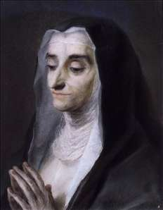Portrait of Sister Maria Caterina