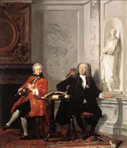 Jeronimus Tonneman and his Son