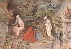 Scenes from the Life of Prophet Elijah
