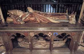 Tomb of Henry Chichele, Archbishop of Canterbury