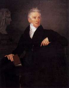 Portrait of Count Leopoldo Cicognara