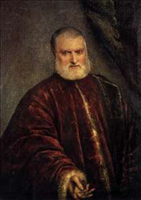 Portrait of Procurator Antonio Cappello