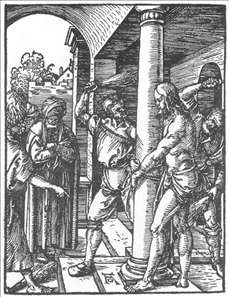 Small Passion: 17. The Flagellation