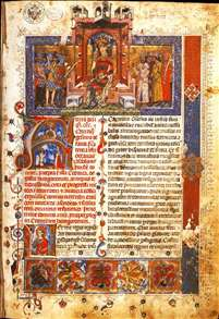 Illuminated Chronicle