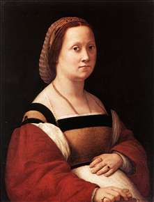 Portrait of a Woman (La Donna Gravida)