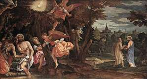 Baptism and Temptation of Christ