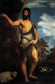 St John the Baptist in the Desert