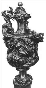 Ewer with Amphitrite and a Nereid