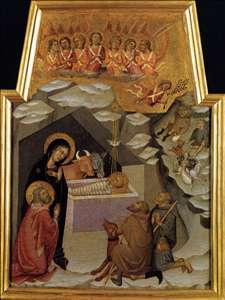 Nativity and Adoration of the Shepherds