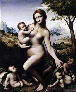 Leda and her Children