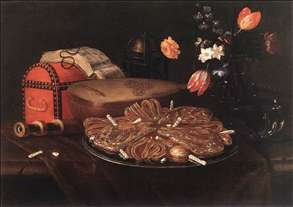 Still-life with the Five Senses