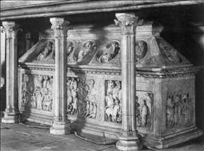 Tomb of St Cerbone