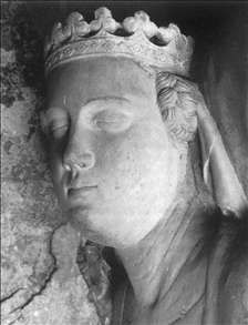 Tomb of Mary of Valois