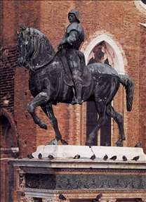 Equestrian Statue of Colleoni