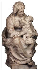 Madonna and the Infant Jesus