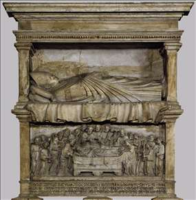 Tomb of Cardinal Philippe d'Alen�on