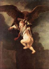 Rape of Ganymede