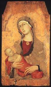 Madonna and Child (from Lucignano d'Arbia)