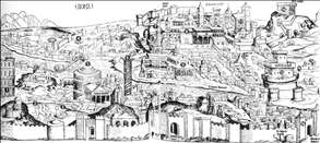 Nuremberg Chronicle: View of Rome
