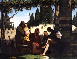 Tuscan Storytellers of the 14th century