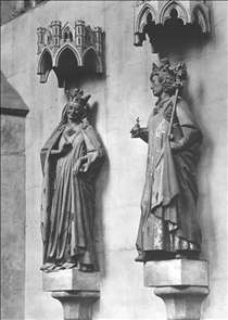 Figures of Benefactors