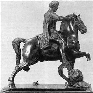 analysis of equestrian statue of marcus Read and learn for free about the following article: equestrian sculpture of marcus aurelius.