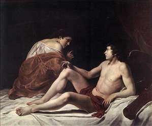 Magnificent Jacques louis david cupid and psyche