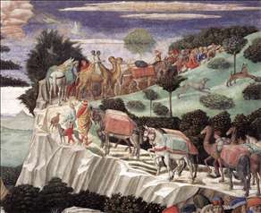 Procession of the Oldest King