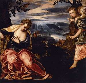 The Annunciation to Manoah's Wife