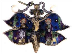Butterfly Reliquary