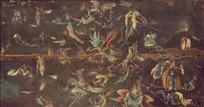 Last Judgement (fragment)