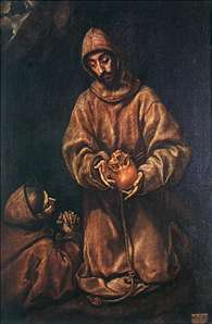 St Francis and Brother Rufus