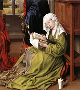 The Magdalene Reading