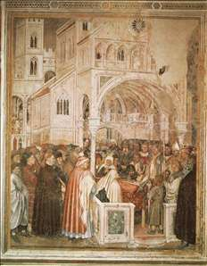 Death of St Lucy