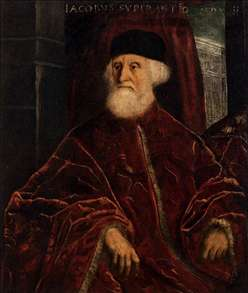 Portrait of Procurator Jacopo Soranzo