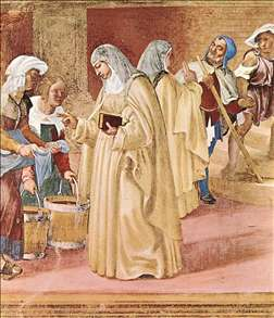 Blessings of St Bridget