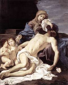 The Pietà (Mary Lamenting the Dead Christ)