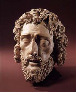Head of John the Baptist