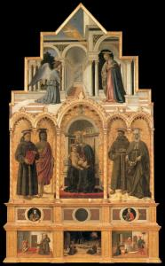 Polyptych of St Anthony