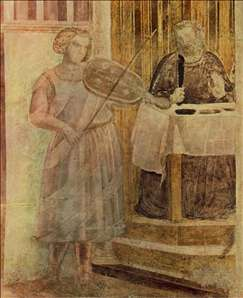 Scenes from the Life of St John the Baptist: 3. Feast of Herod