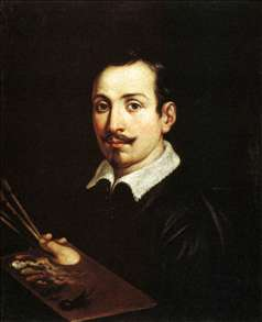 Portrait of Guido Reni